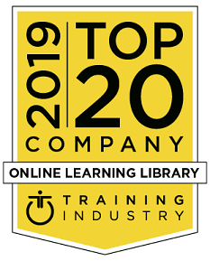 Top 20 Online Learning Library Company Award