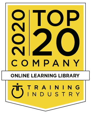 Training Industry Content award